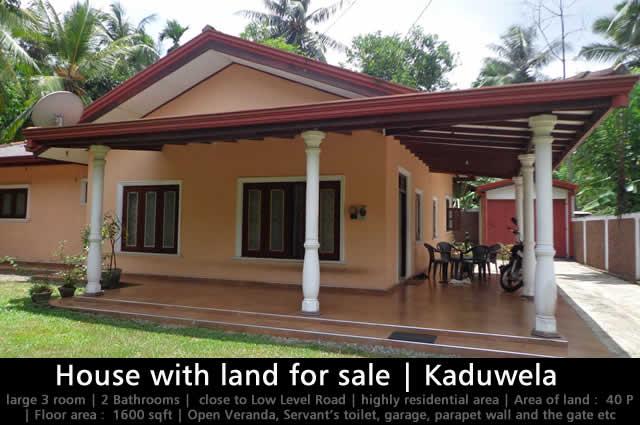Model houses in sri lanka